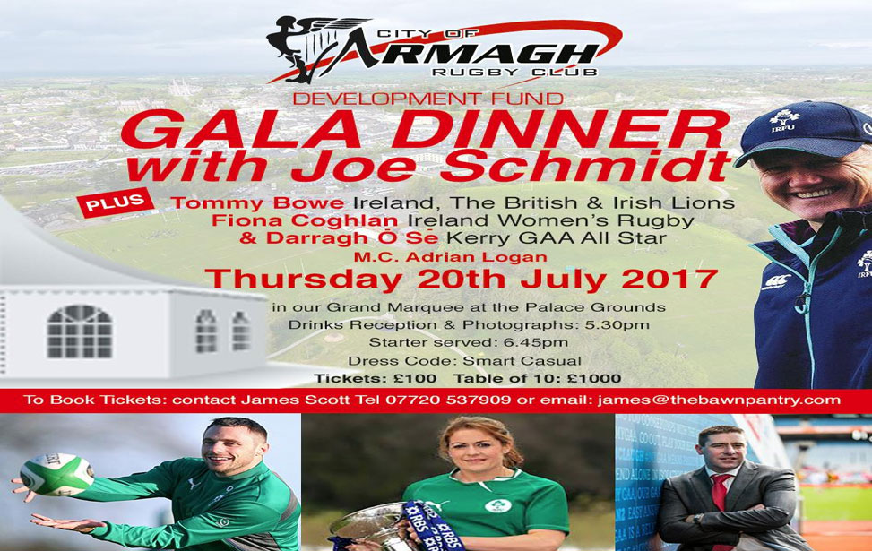 City of Armagh Club Gala Image