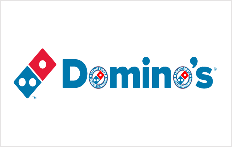 Domino's Armagh Logo