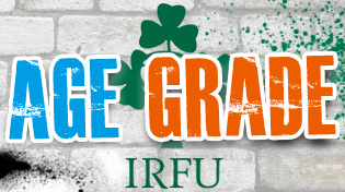 IRFU Age Grade Rugby Image