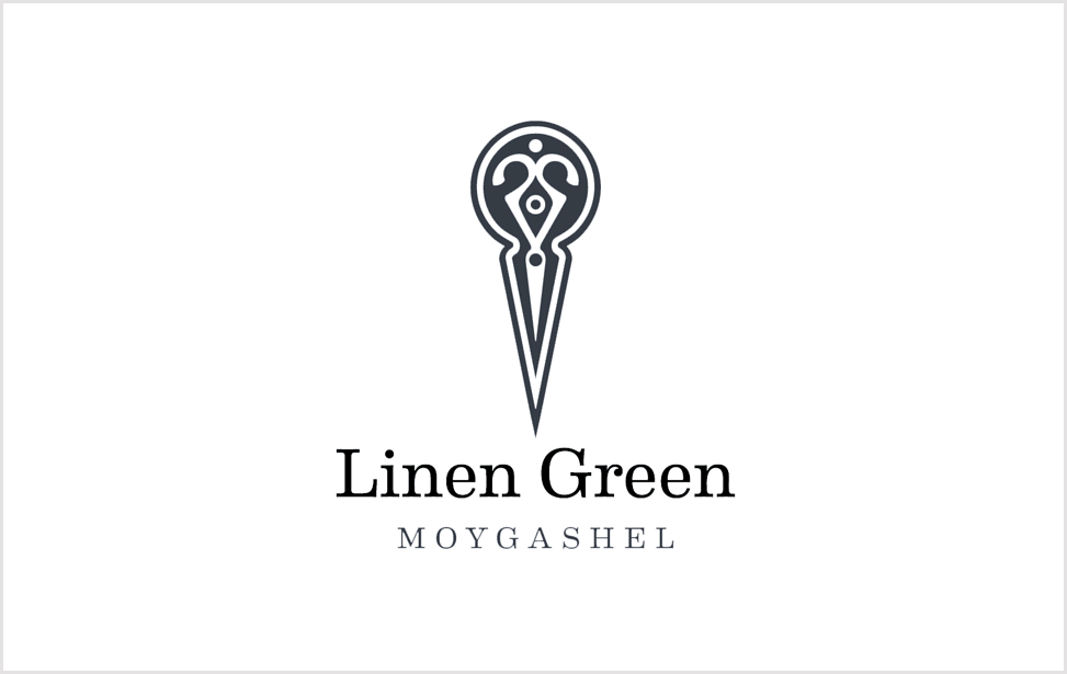 Linen Green & Designer Shopping Village Logo