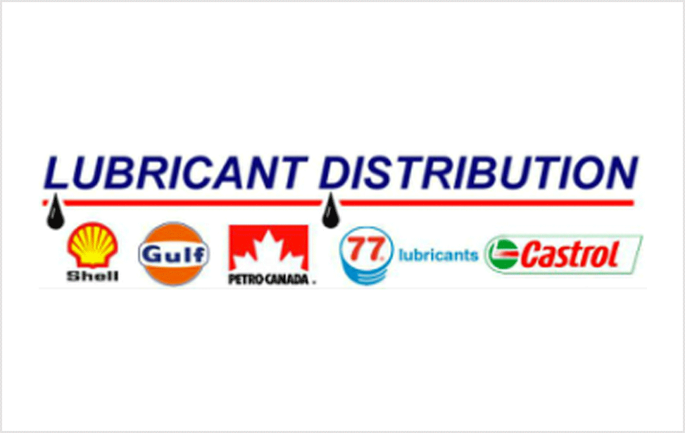Lubricant Distribution Armagh Logo