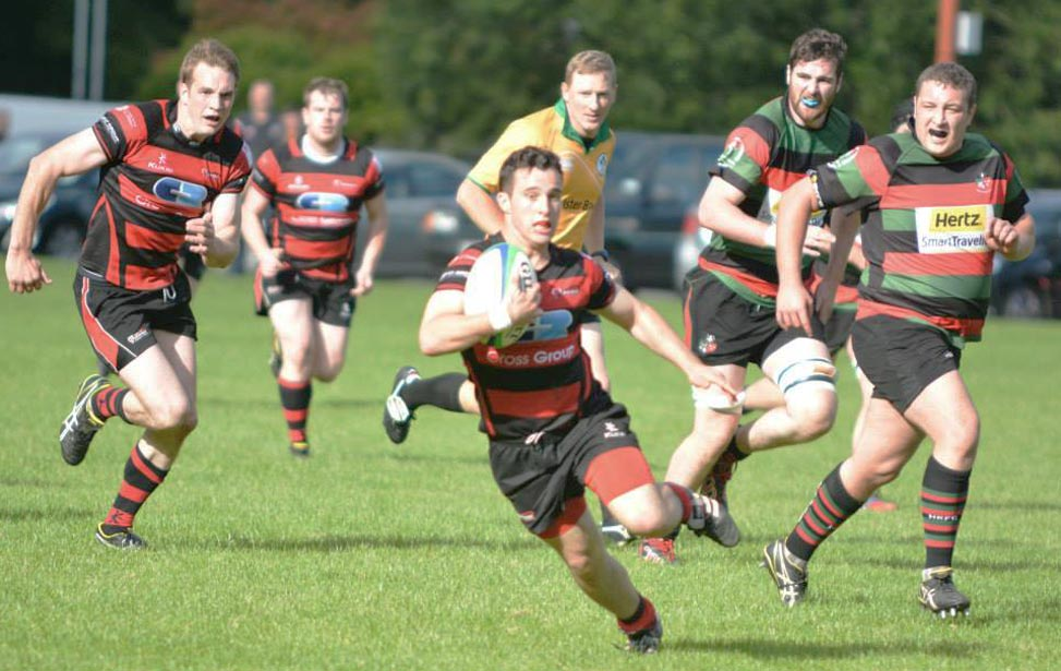 Ulster Senior League - City 0f Armagh 1XV vs Highfield 1XV Image