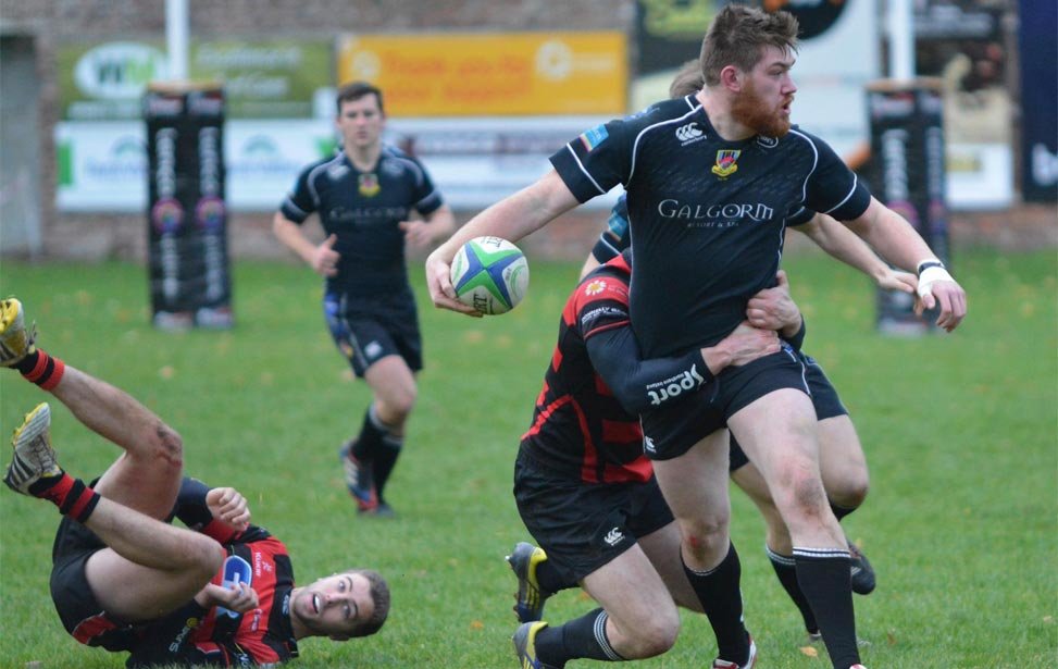 City of Armagh 1XV Match Image