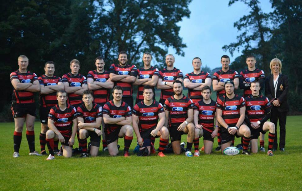 City of Armagh 2XV Team Image