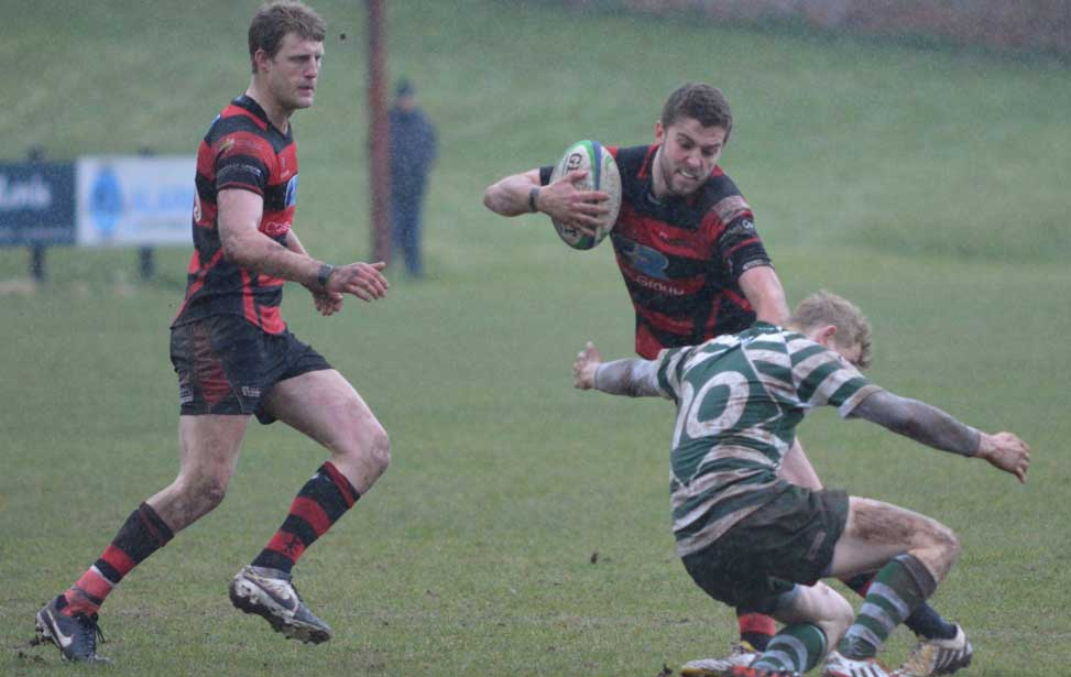 City of Armagh 1XV Image