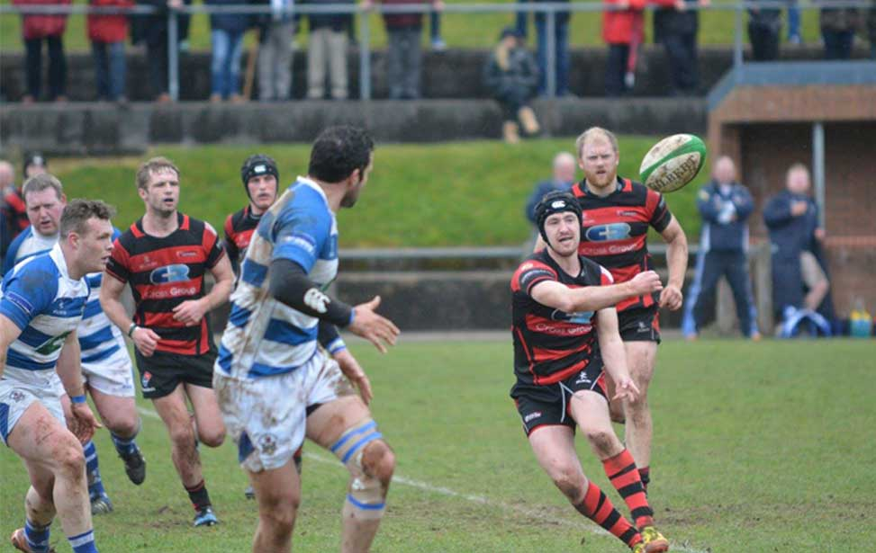 All Ireland League 2B - Dungannon 1XV vs City of Armagh 1XV Image