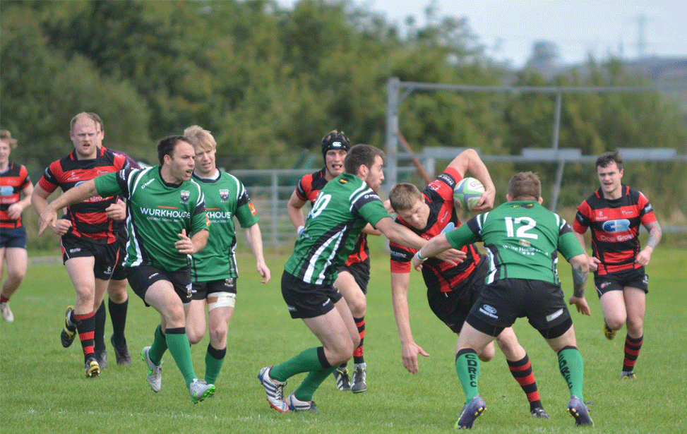 City of Derry 1XV vs City of Armagh 1XV Image