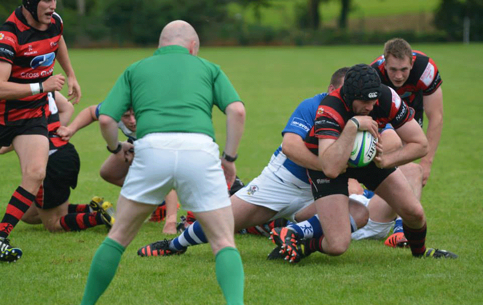 City of Armagh 1XV vs Dungannon 1XV