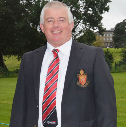 Willie Boyd Club President Image